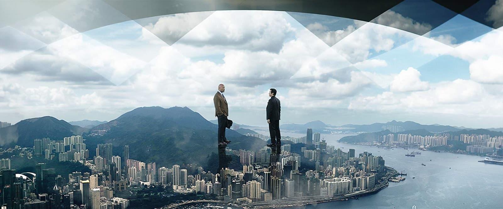 Небоскрёб, фильм Небоскрёб 2018, Рецензия, Обзор, Отзыв, Мнение, Skyscraper, Skyscraper 2018, Review