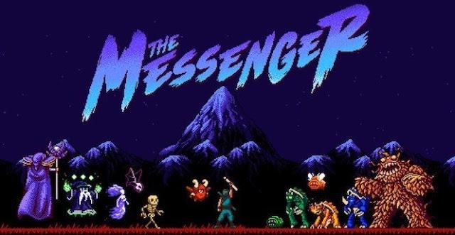 The Messenger: Αποκτήστε το εντελώς δωρεάν