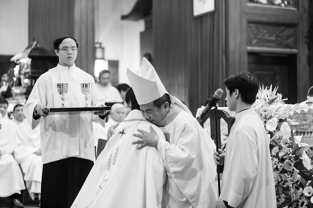 Lễ truyền chức Phó tế và Linh mục tại Giáo phận Lạng Sơn Cao Bằng 27.12.2017 - Ảnh minh hoạ 196
