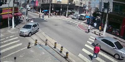 Câmera ao vivo Rua Afonso Sardinha X Rua 12 de Outubro