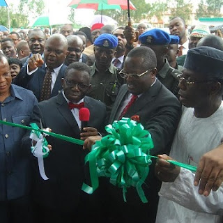 Health Minister  Inaugurates Ebonyi's N350m Lassa Fever Centre