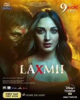 Laxmi bomb full movie in Hindi