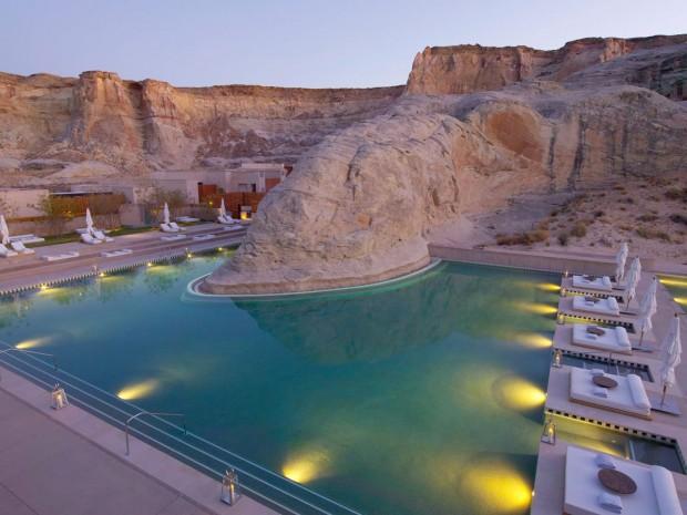 piscinas lujosas