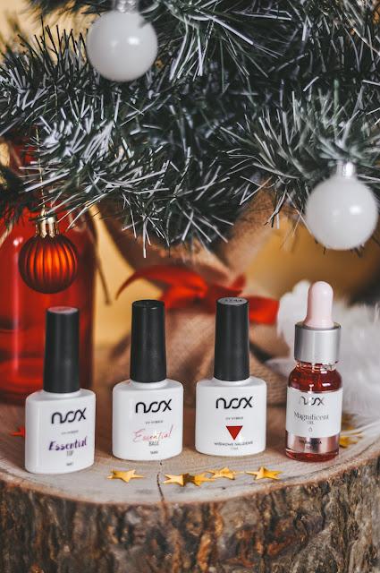 manicure hybrydowy NOX Nails