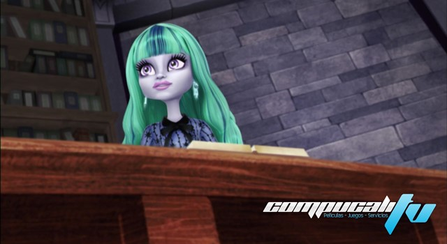 Monster high: Monstruos Cámara Acción 1080p HD Latino Dual
