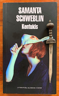 Portada del libro Kentukis, de Samantha Schweblin