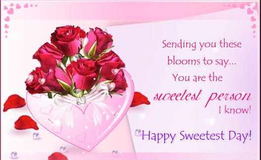 Sweetest Day Wishes