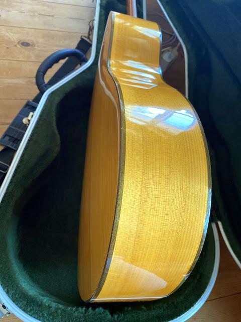 フラメンコギター ブランコ