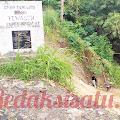 Proyek Pembuatan Bronjong di Desa Tewasen Dinilai Kurang Transparan