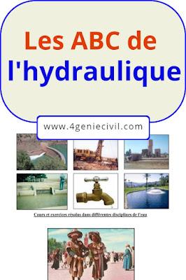 Les ABC de l'hydraulique - cours détaillé en pdf