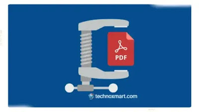 Compress PDF File: Follow This Simple Means To Reduce The Size Of The PDF File For Free On Computer, Phone
