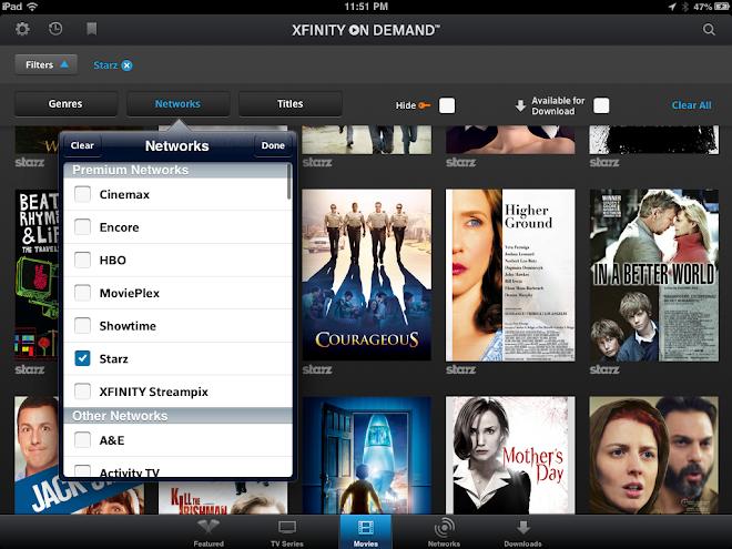 Download Comcast App