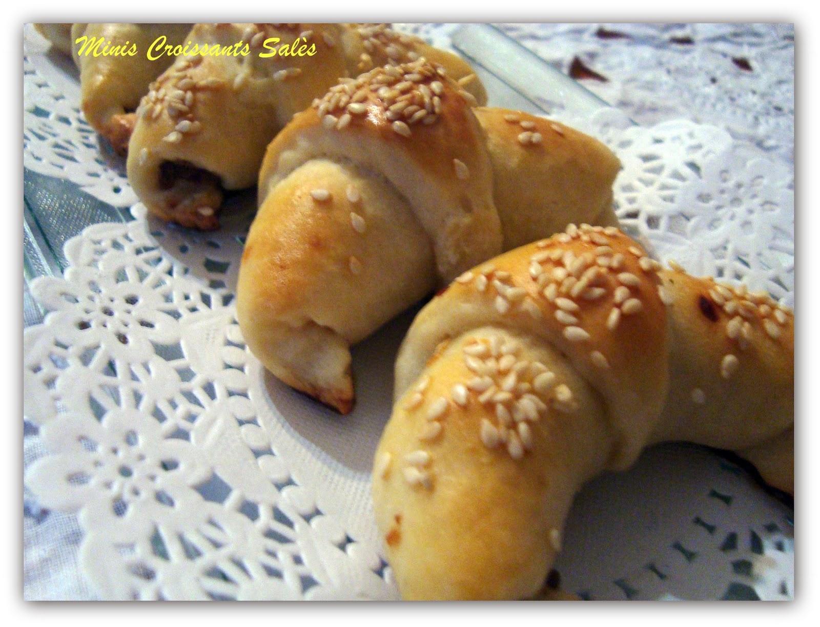 Rayan Delices Mini Croissants Sales