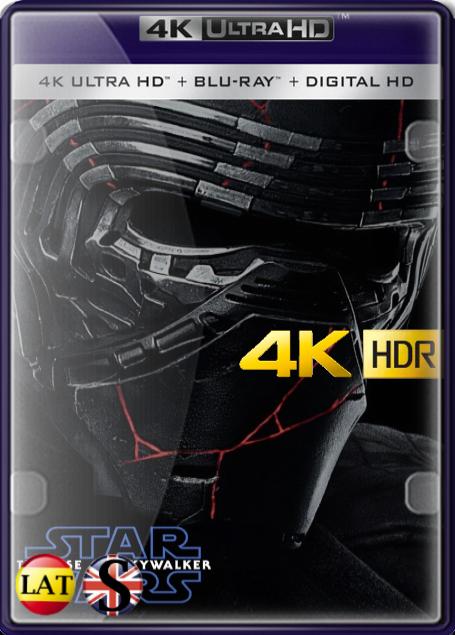 Star Wars: El Ascenso de Skywalker (2019) 4K UHD HDR LATINO/INGLES