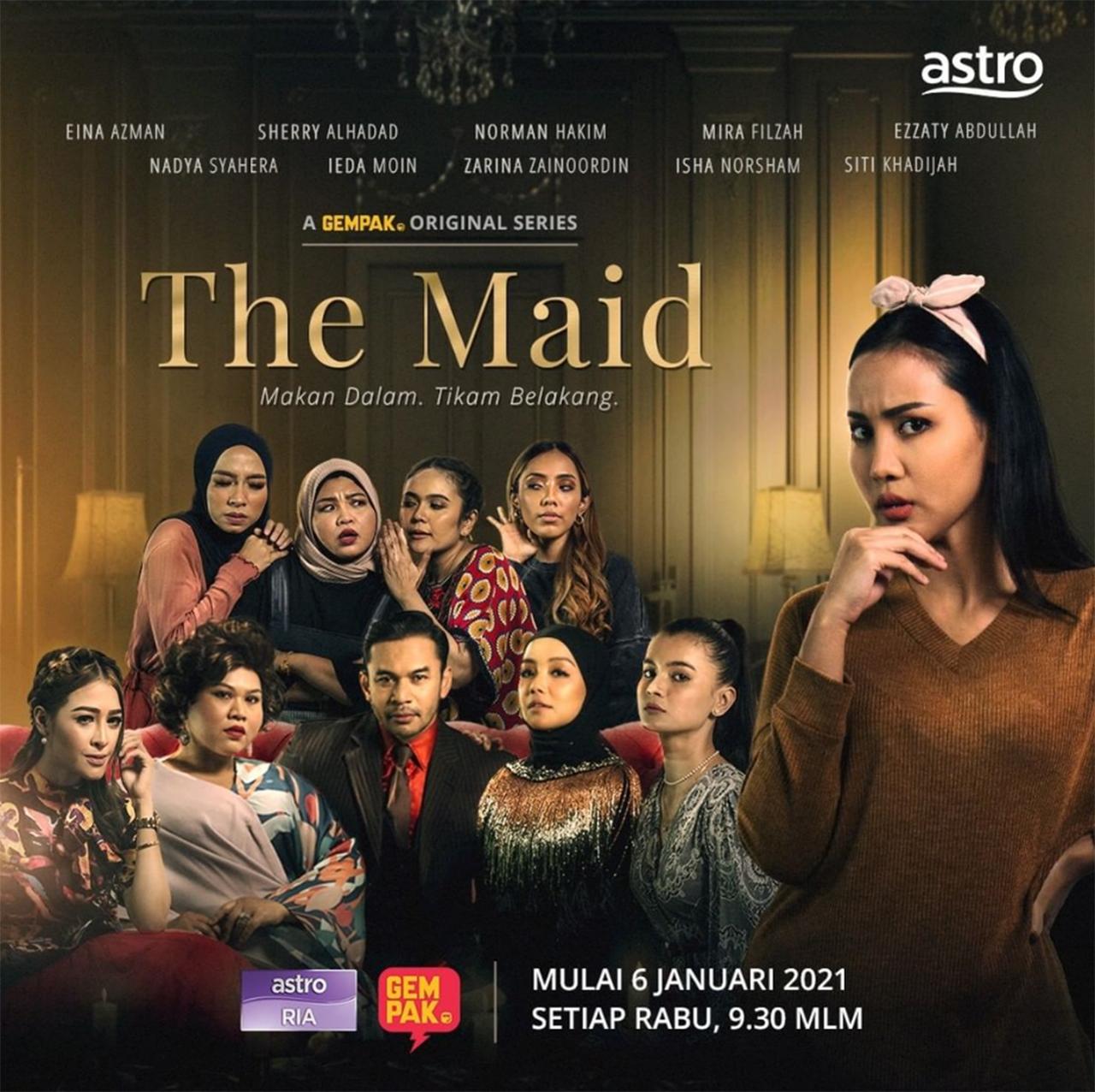 Drama The Maid (Astro Ria)