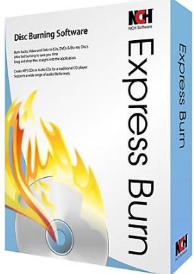 تحميل برنامج نسخ وحرق الاسطوانات للكمبيوتر Express Burn