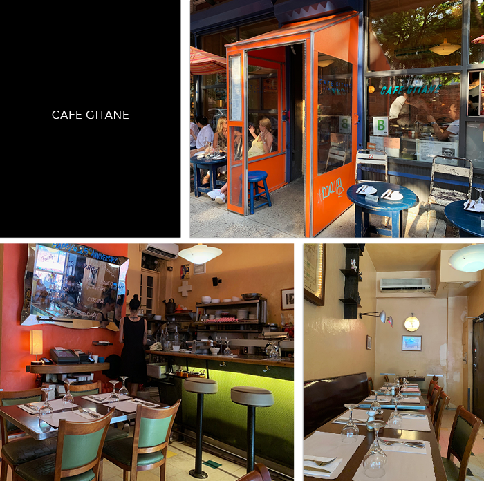 Cafe Gitane Review,Cafe Gitane New York, Café Gitane