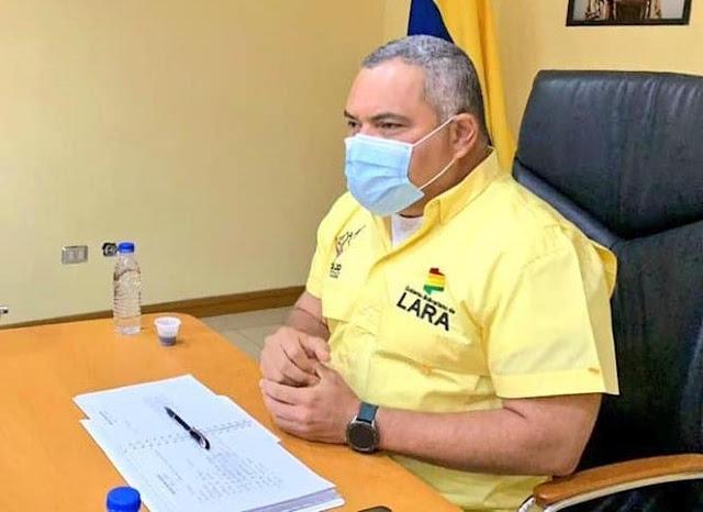 GOBERNADOR DE LARA «SOLO ABRIRÁ EL SECTOR PRIORIZADO» A SEGUIR EN ESTA SEMANA RADICAL