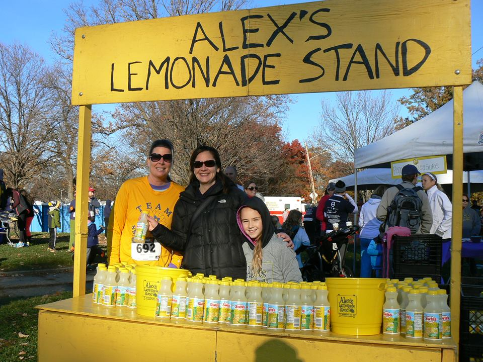 PS I Adore You: Childhood cancer charity spotlight: Alex's ...