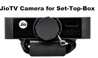 JioTV Camera for Set-Top-Box