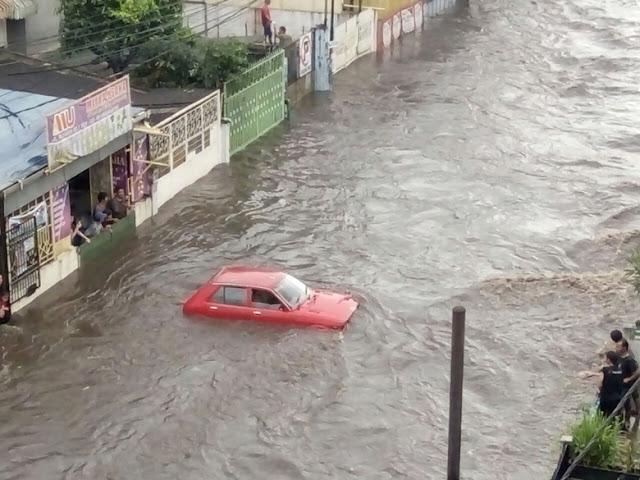 Video Banjir Bandung