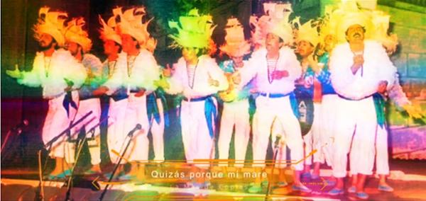 """Pasodoble con Letra """"Quizás porque mi mare"""". Comparsa """"Un Mar de Coplas"""" (1990) de Antonio Martín"""
