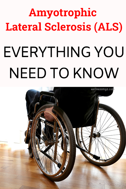 Amyotrophic Lateral Sclerosis (ALS): Everything You Need to Know