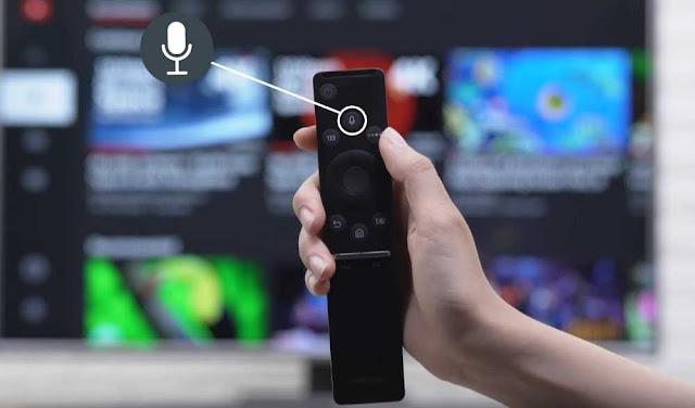 Hướng dẫn cách điều khiển smart tivi samsung bằng giọng nói