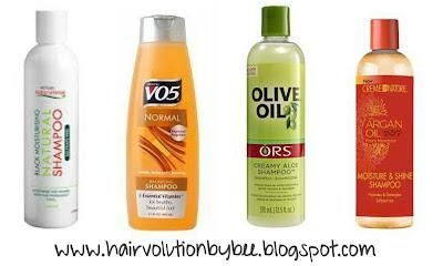 sulphate free shampoo