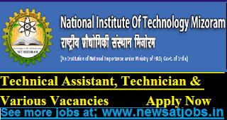 nit-mizoram-9-assistant-jobs-2017