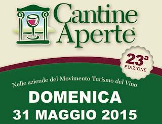 Cantine Aperte 2015 31 Maggio Lombardia