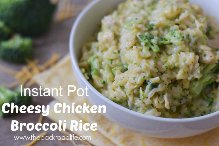 One Pot Chicken Rice And Broccoli