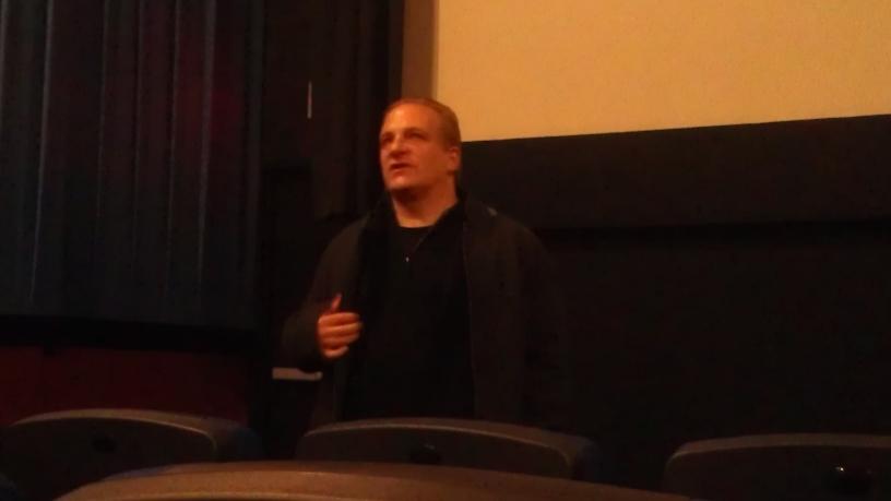 """""""Bitter Honey"""" director Robert Lemelson"""