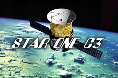 Tps Satélite StarOne C3 Banda C (outubro 2016) 14/10/2016