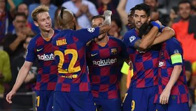 مباراة برشلونة وإشبيلية لايف