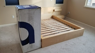 Amerisleep AS2 Coupon Code - Unboxing 1