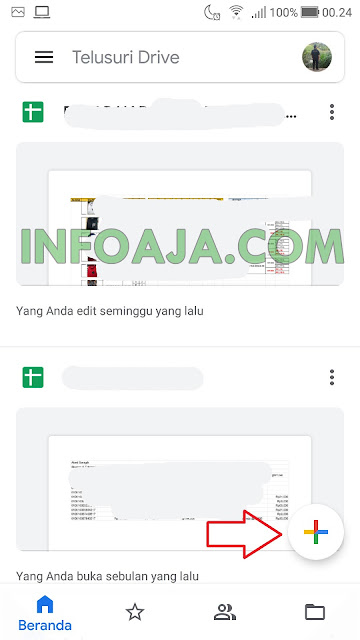 Add ke Google Drive