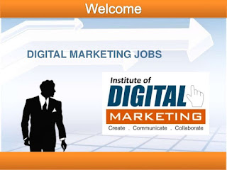 Job openings on SEO / Digital Marketing