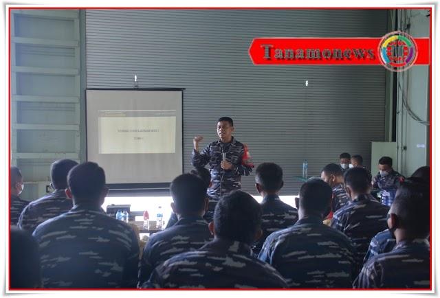 Usai Pendaratan Latihan Operasi Amfibi, Kogasgabfib Briefing Serial Latihan Pull Back