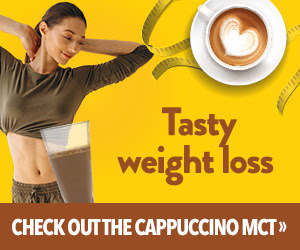 CAPPUCCINO MCT - A WAY TO LOSE YOUR WEIGHT WITHOUT EXERCISE