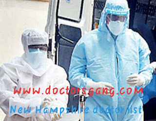 New Hampshire doctor list