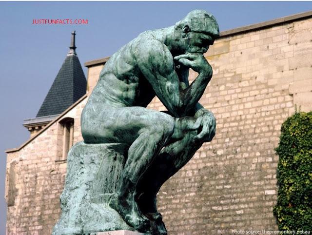 19 Fakta Menarik dari Patung The Thinker