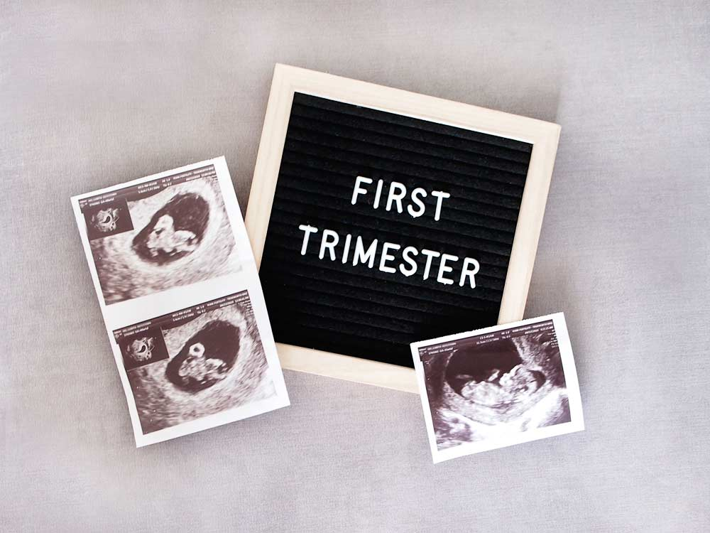 Pregnancy Journal: First Trimester (Week 1-13)
