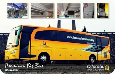 Sewa Bus Pariwisata Qitarabu trans