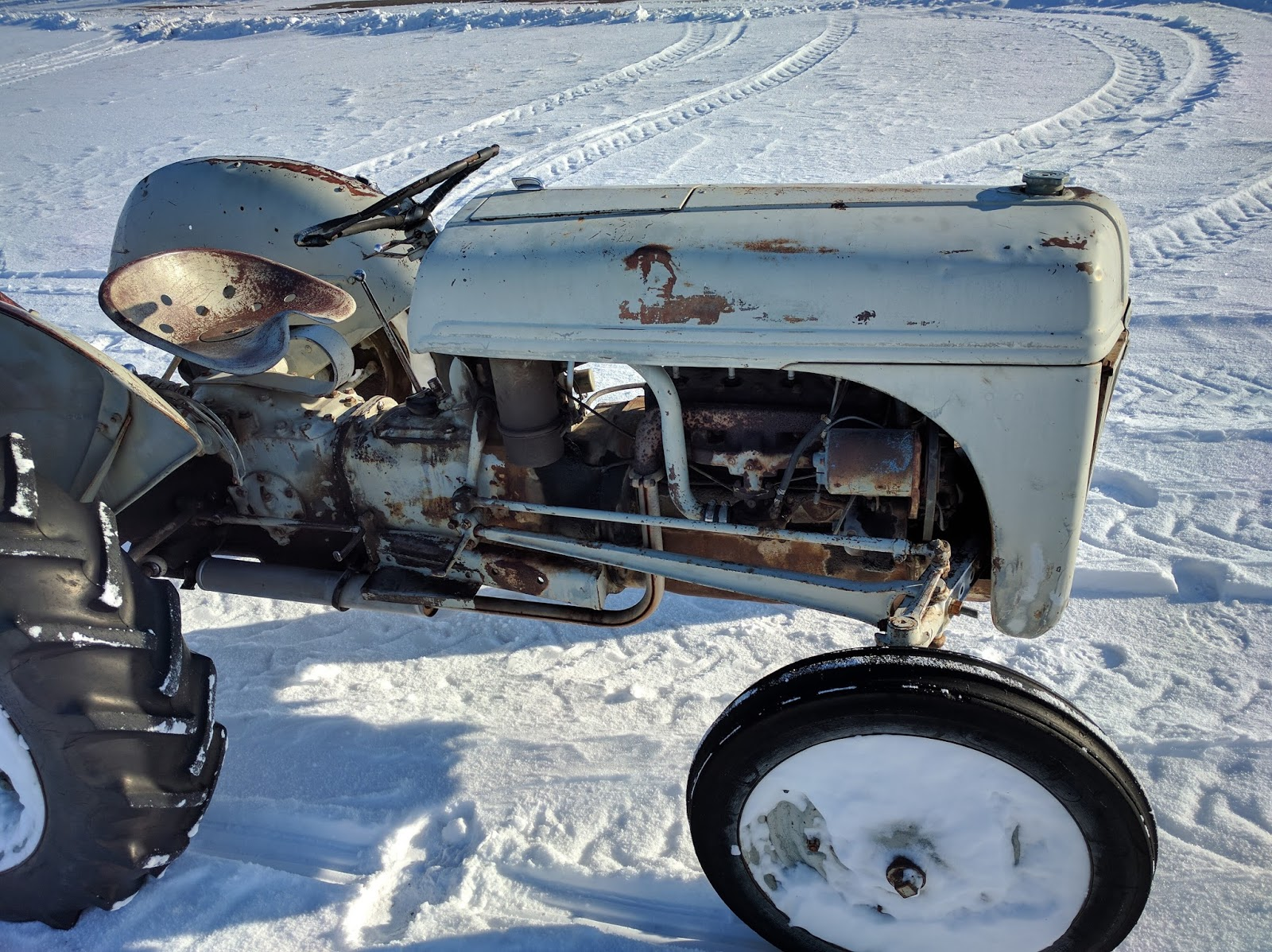 1939 Ford 9N Project (Tractor) - Ars Technica OpenForum