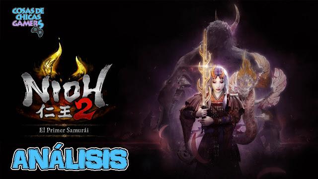 Análisis Nioh 2 - El primer samurái DLC 3