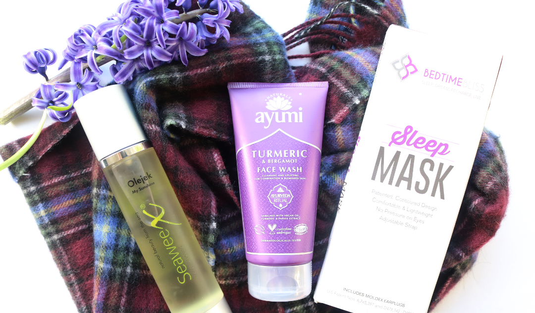 3 Self-Care/Pampering Products To Try This Month