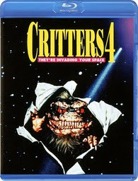 Critters 4 [BD25] *Con Audio Latino *Bluray Exclusivo