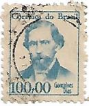 Selo Gonçalves Dias
