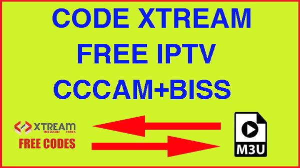 افضل موقع للحصول على سيرفرات iptv m3u وسيسكام واكواد اكستريم مجانا